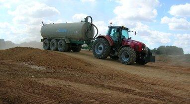 Location Tracteur-arroseuse Sama Querrieu 200€