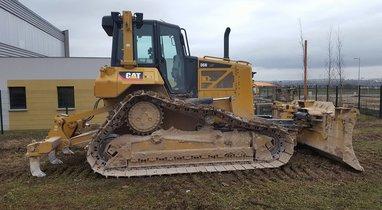 Location Bulldozer Caterpillar D6N LGP Amiens 300€