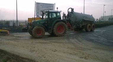 Location Tracto-arroseuse 13000 litres Amiens 270€