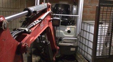 Location Mini-pelle 1,6 tonnes Amiens 170€