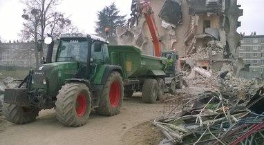 Location tracteur FENDT 412 VARIO TMS Amiens 280€