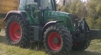 Location Tracteur FENDT 815 VARIO TMS 165Ch Amiens 200€
