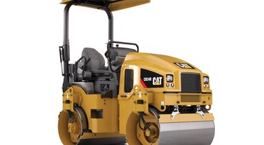 Location Compacteur tandem CATERPILLAR CB24 Amiens 88 €