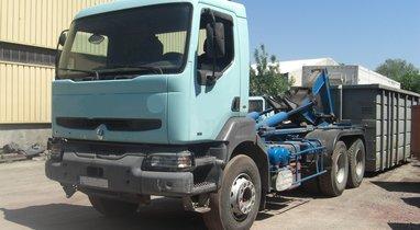 Camion Ampliroll, 1 benne, Sainghin-En-Weppes 452€