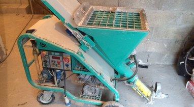 Location Machine à projeter du platre Imer Amiens 150€