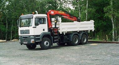 Location Camion bras Grue, Sainghin-En-Weppes 480€