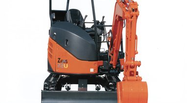 Location Mini Pelle Hitachi zx 22 u-2 Amiens 130 €