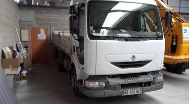Location Camion benne 9 tonnes Amiens 200€