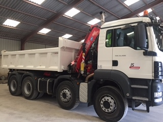 Location camion benne grue reims courtisols 300 jour - Location camion reims ...