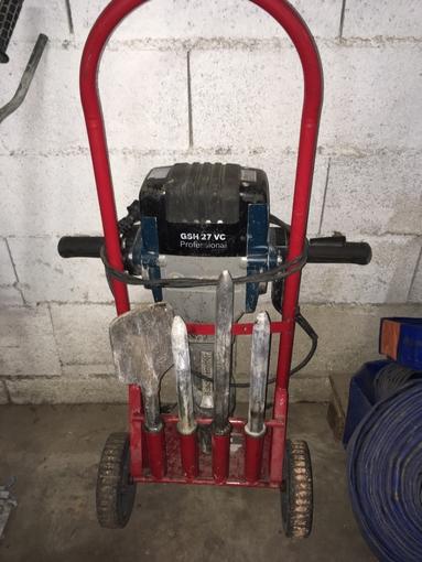 Location marteau piqueur 30kg montdidier montdidier 58 jour equipements a partager - Location marteau piqueur ...