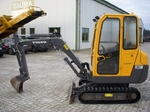 Mini pelle 2 tonnes VOLVO Pontault-Combault 150€