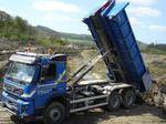 Location camion ampiroll VOLVO 15T Diéval 204€