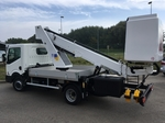 Location Camion-nacelle 16m Beauvais 160€