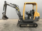 Location MINI PELLE VOLVO EC20 Saint Omer 95 €